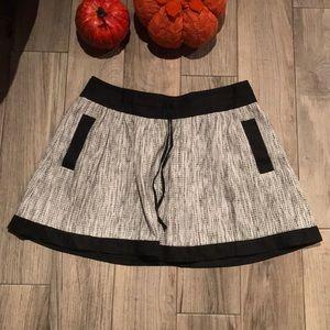 Banana Republic Pocket Skirt Mini 14